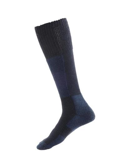 Panthzer Spor Çorap Mavi